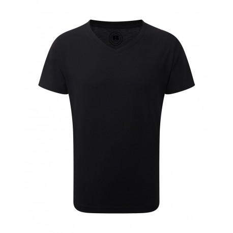 Camiseta Cuello Pico Niño Russell